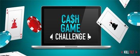 CASH GAME CHALLENGE
